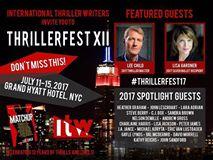 ThrillerFest XII